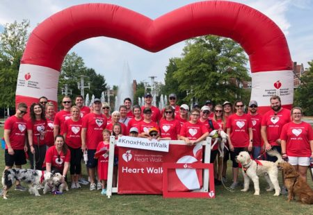 Heartwalk 2019